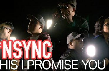 this i promise you nsync cover by voice of men